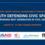 Youth Defending Civic Space Training